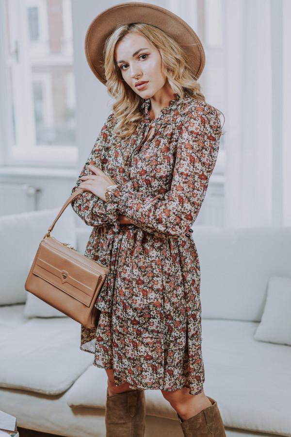 Sukienka DIANA Autumn
