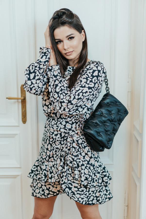 Sukienka FLORI Black
