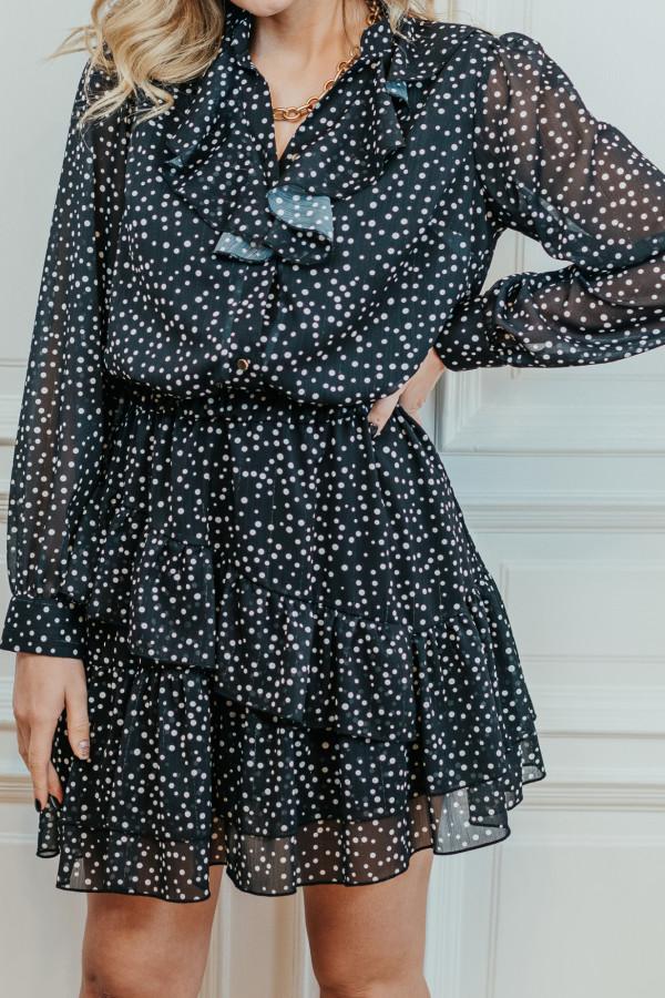 Sukienka MILUNIA Dots 1