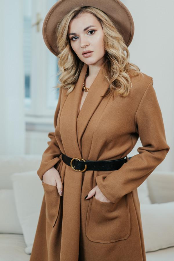 Płaszcz PARIS Camel