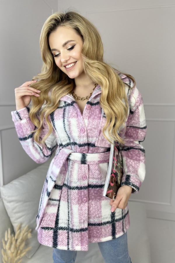 Koszula LUCA Pink 3