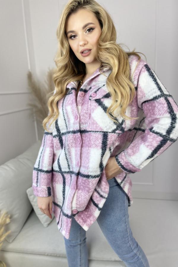 Koszula LUCA Pink 4