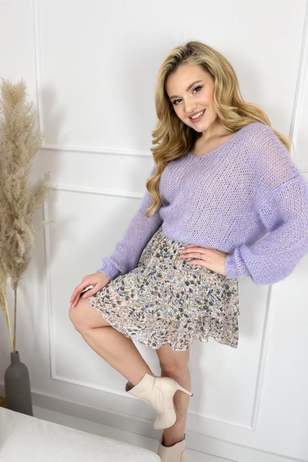 Spódniczka BELLA Spring Violet 1