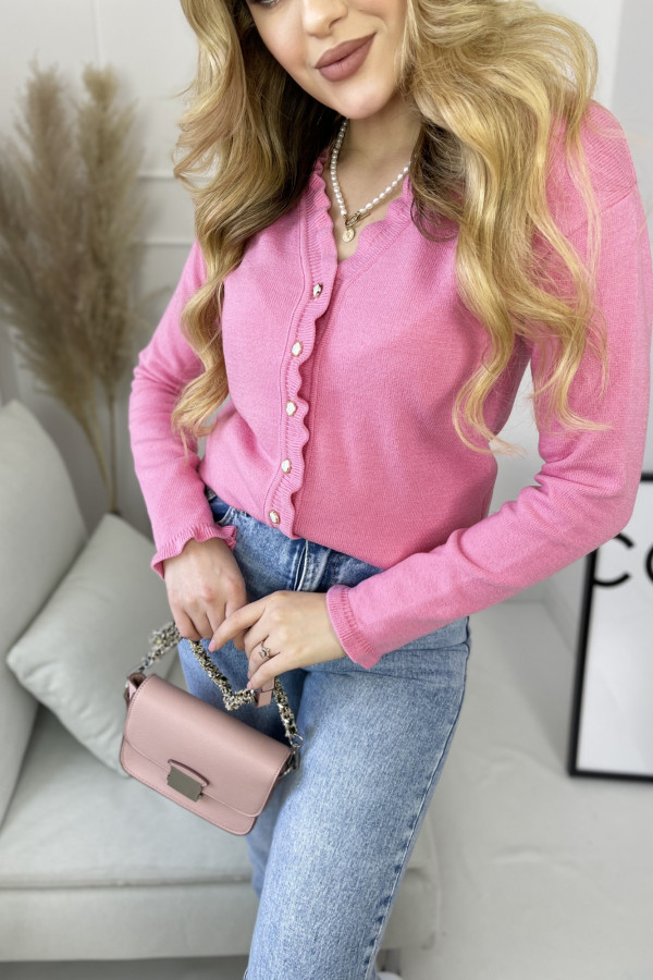 Sweter INEZ Pink 3