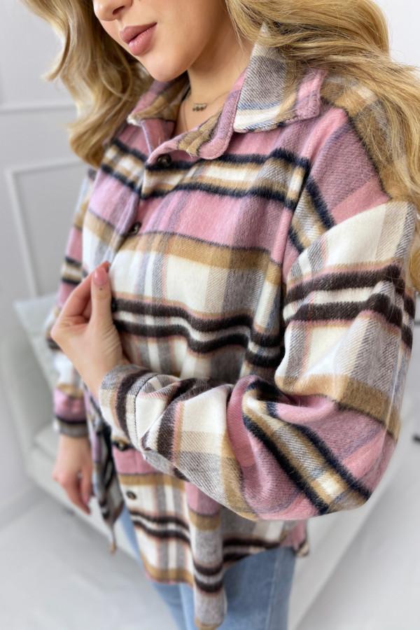 Koszula MILU pink 3