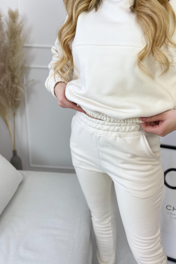 Spodnie LUI Cream
