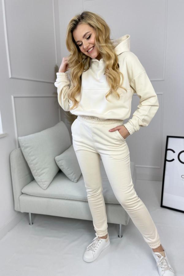 Spodnie LUI Cream 1