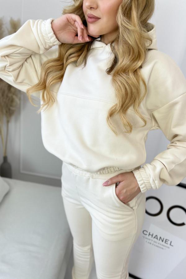 Spodnie LUI Cream 2
