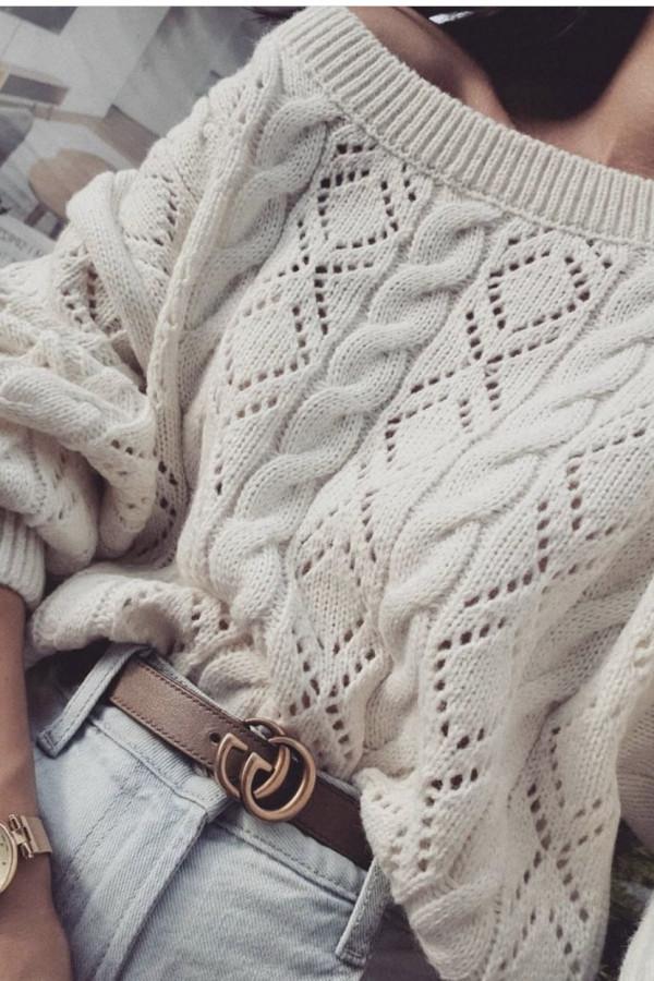 Sweter LOVE ME Vanillia