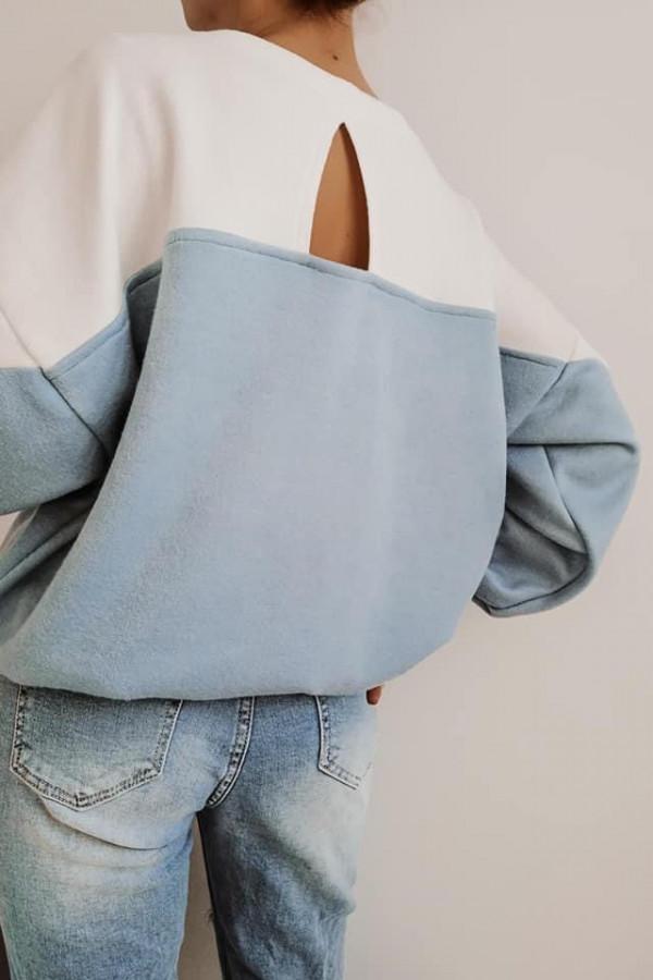 Bluza SKY Blue 1