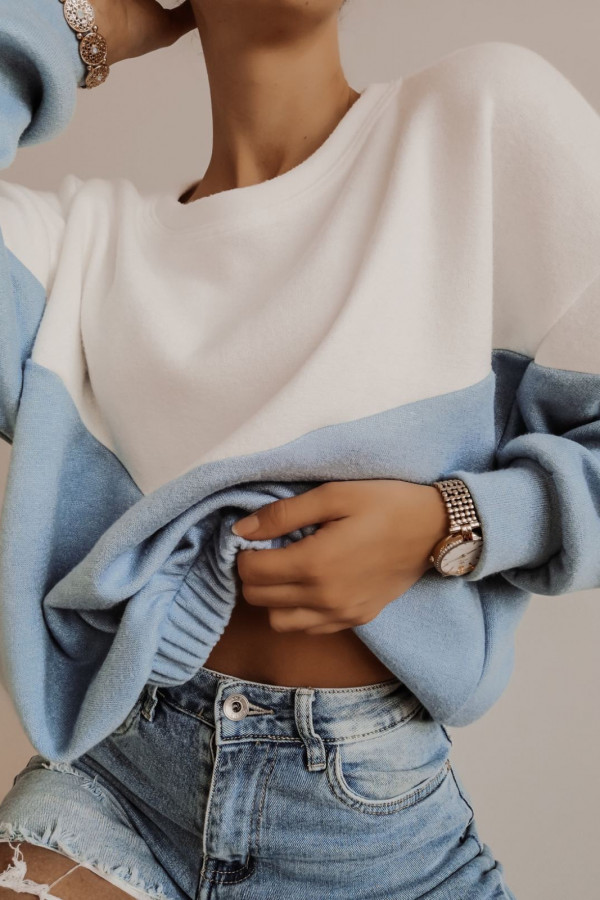 Bluza SKY Blue 2