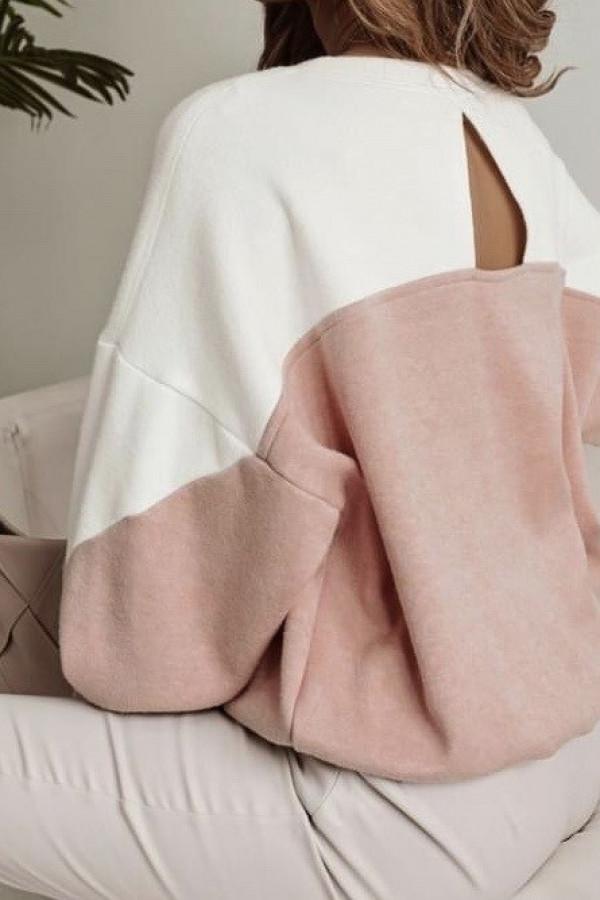 Bluza SKY Pink 1
