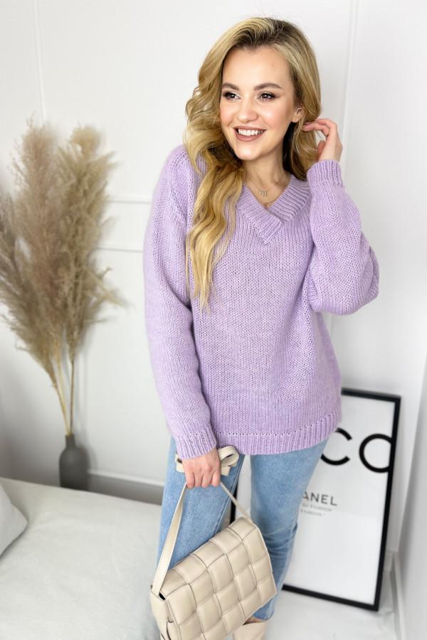 Sweter SUE Lila