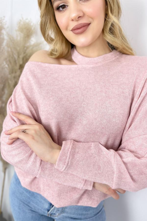 Sweter ANYA Pink 2