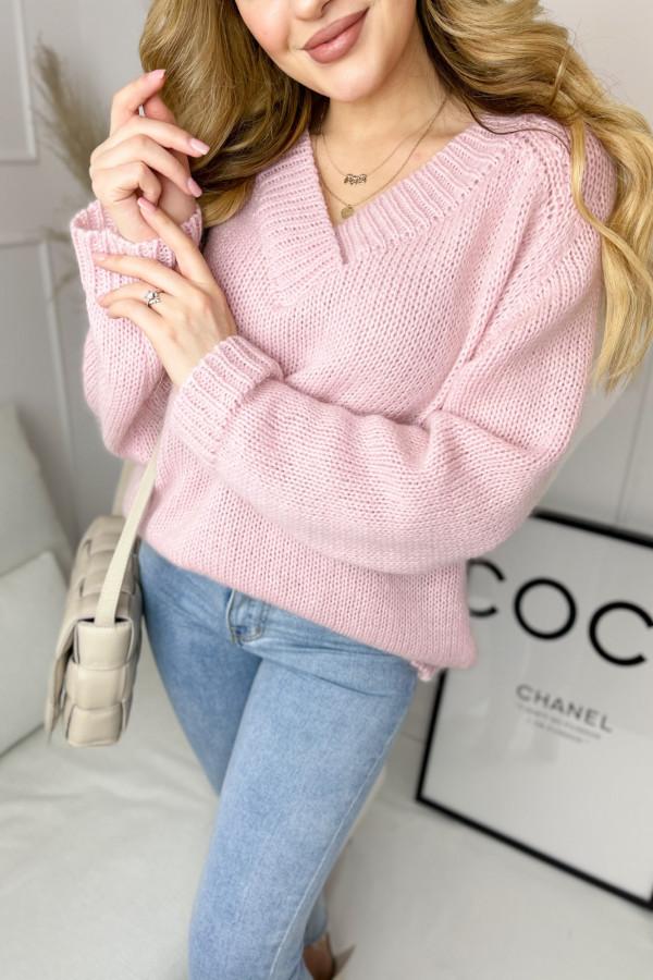 Sweter SUE Pink 3