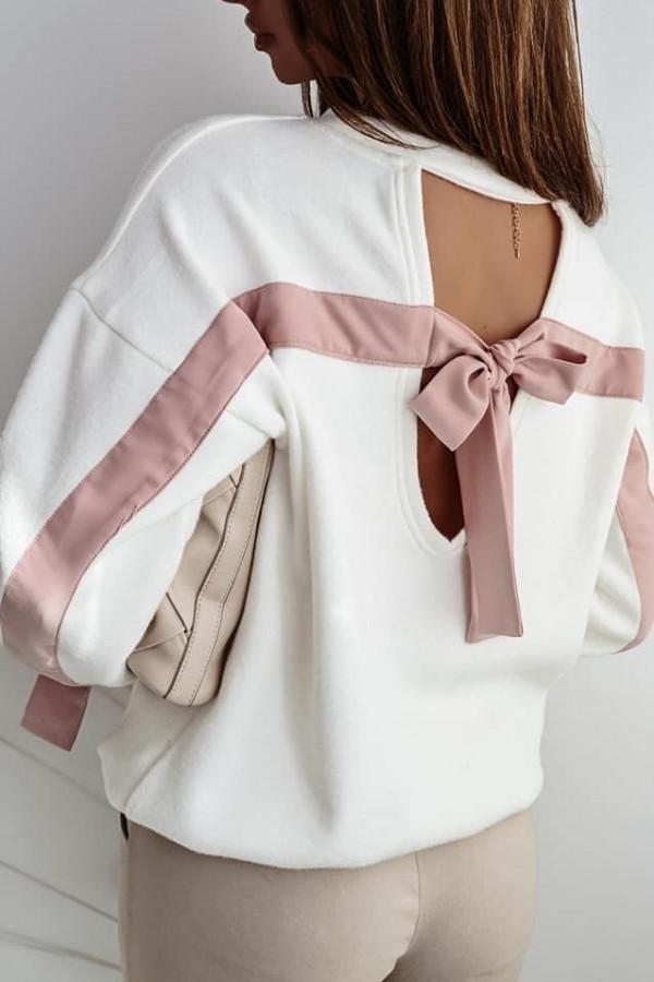 Bluza SKY Cream Pink