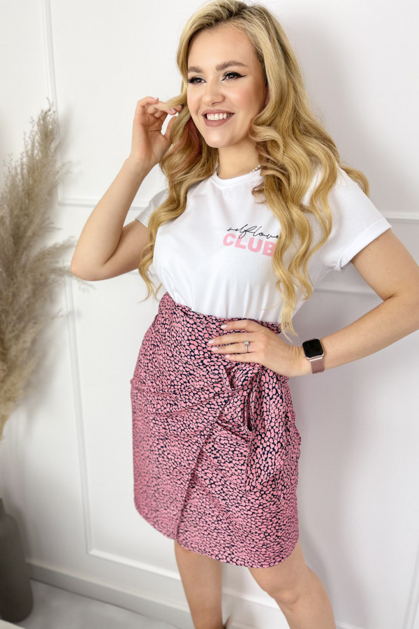 Spódniczka MAYA Pink 2