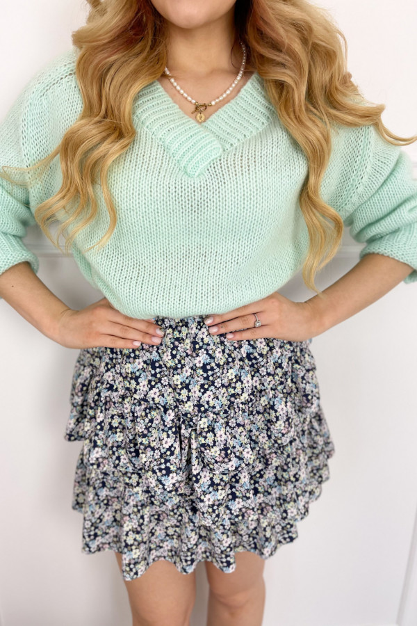 Sweter SUE MINT 1