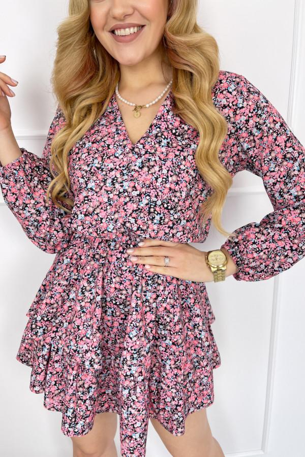 Sukienka BEATRICE Pink 2