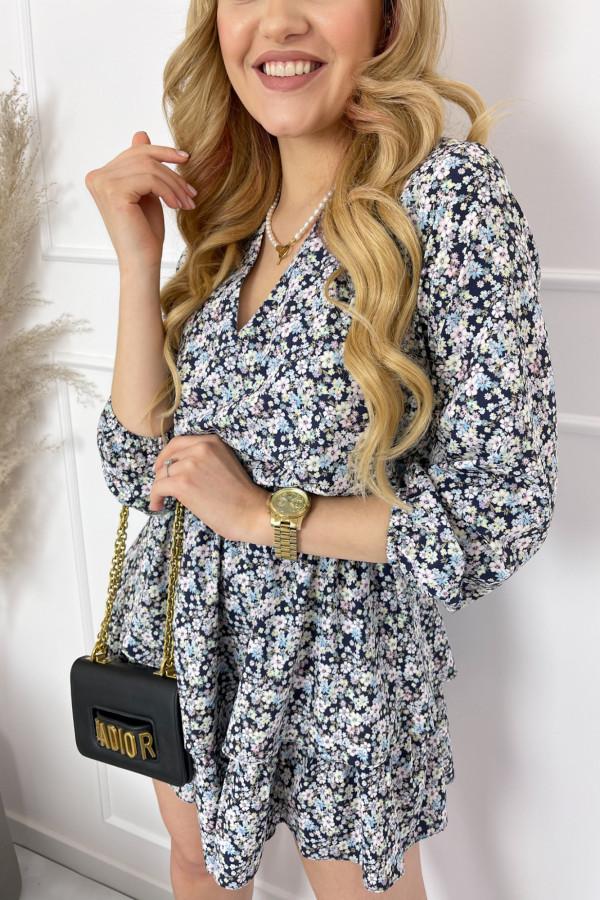 Sukienka BEATRICE BLUE 1