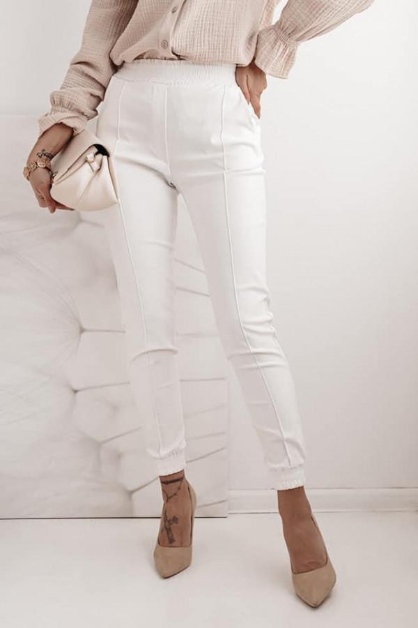 Spodnie TOMMY Cream
