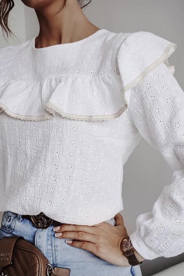Bluzeczka STELLA White 1