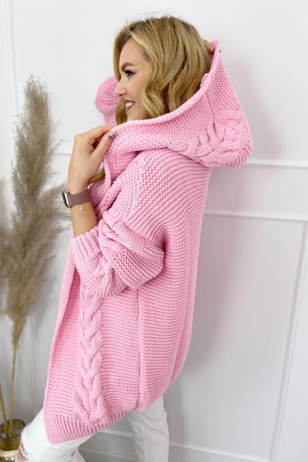 Kardigan IVO Sweet Pink 4