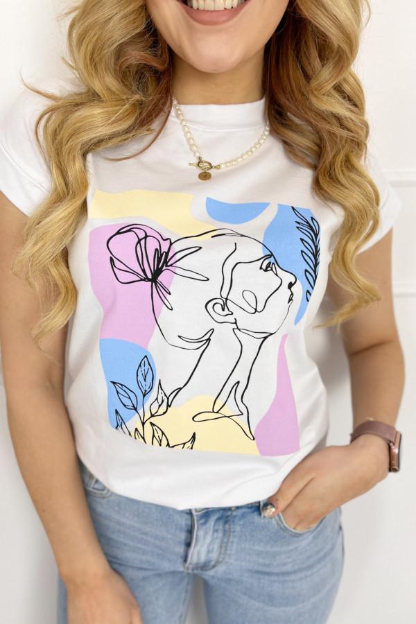 Tshirt SHE Multicolor