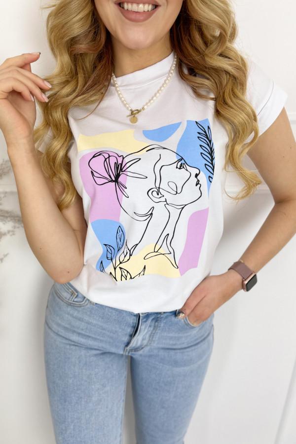 Tshirt SHE Multicolor 2