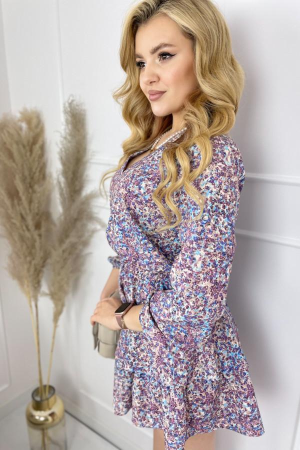 Sukienka BEATRICE Violet 2