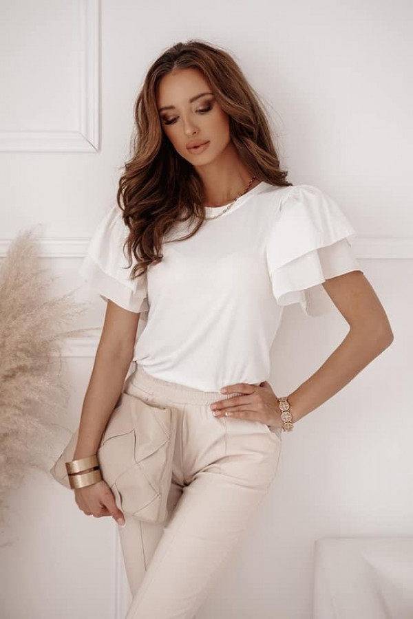 Bluzeczka ISLA White