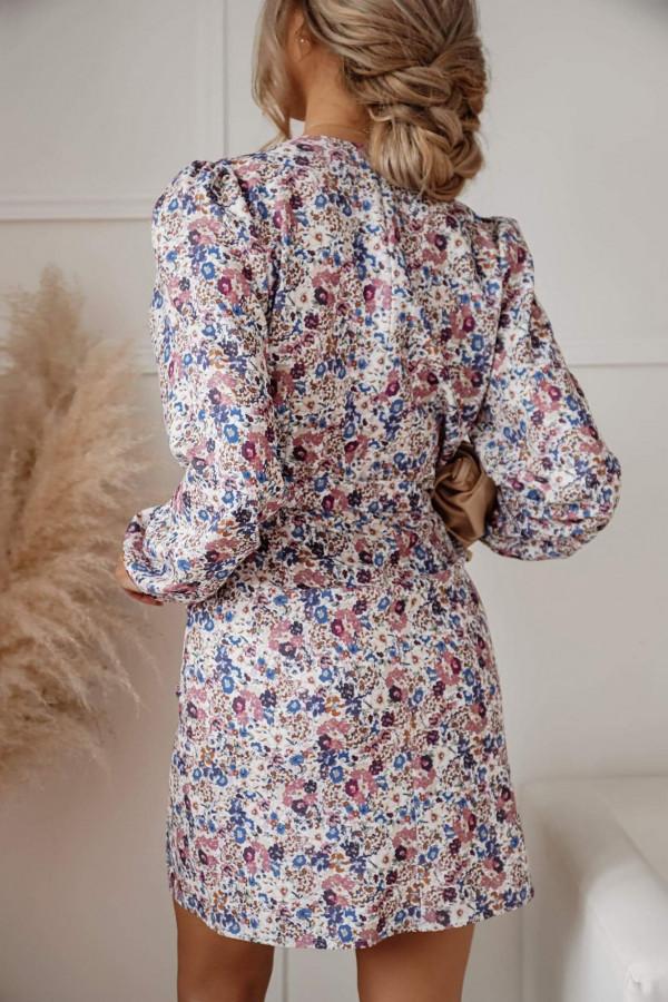Sukienka BERRY Flowers 2