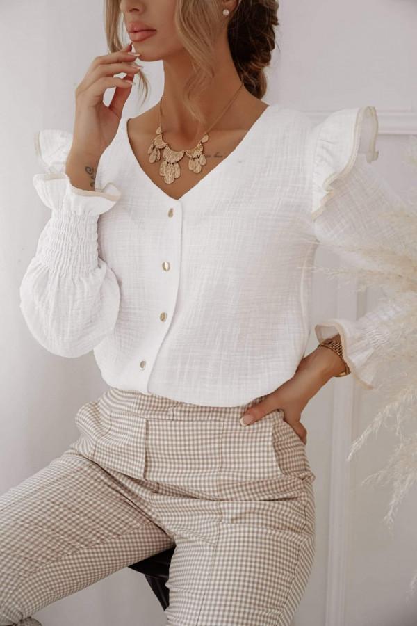 Bluzeczka NINA White