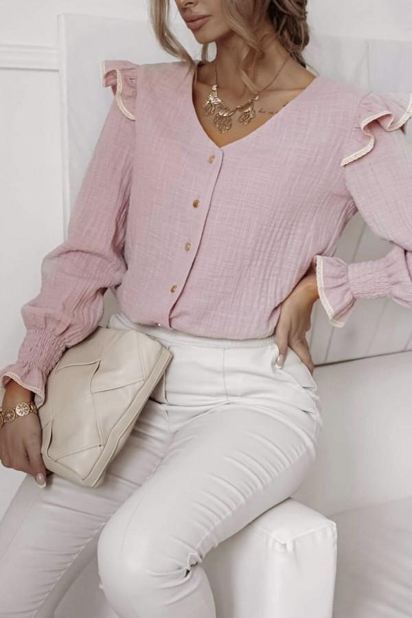 Bluzeczka NINA Light Pink