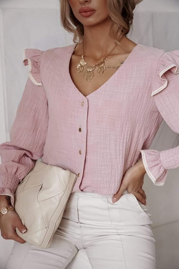 Bluzeczka NINA Light Pink 2