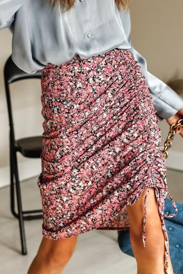 Spódniczka VIKI Pink Flower