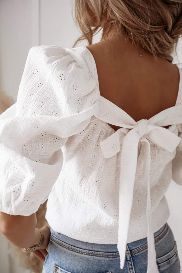 Bluzeczka SUNNY White