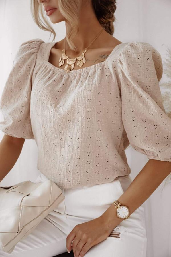 Bluzeczka SUNNY Beige 1
