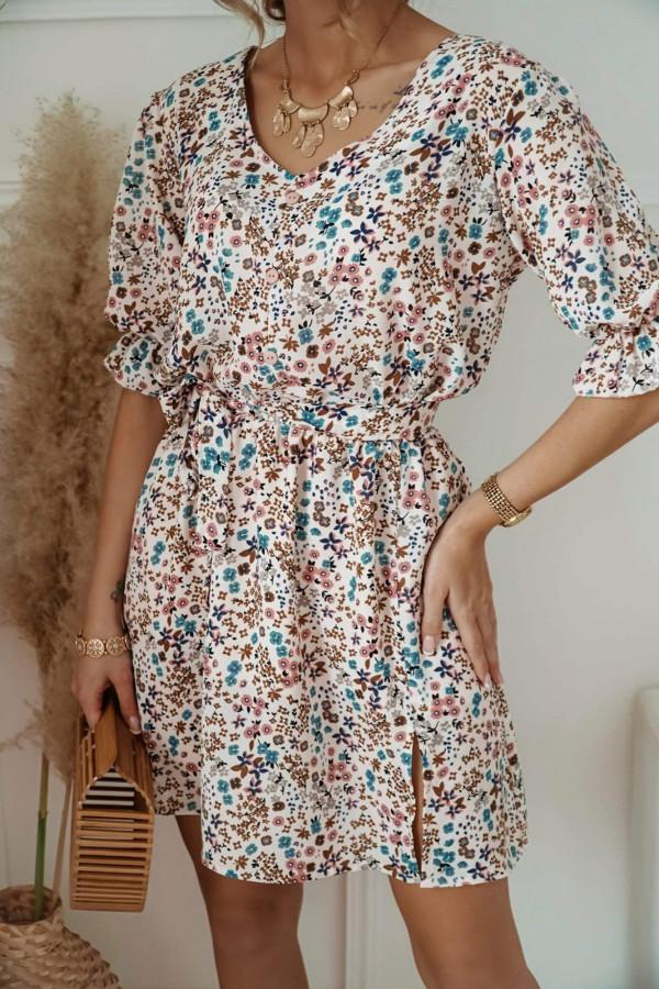 Sukienka BONNY Mint Flower