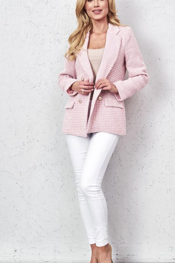 Marynarka LIVIA Light Pink 1