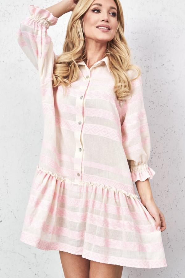 Sukienka IRIS Light Pink