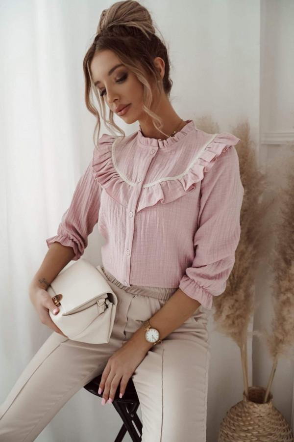 Koszula MARIE Light Pink