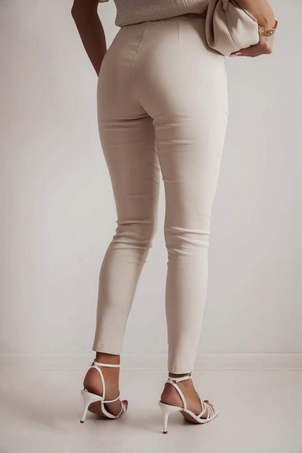 Spodnie CARO Light beige 2