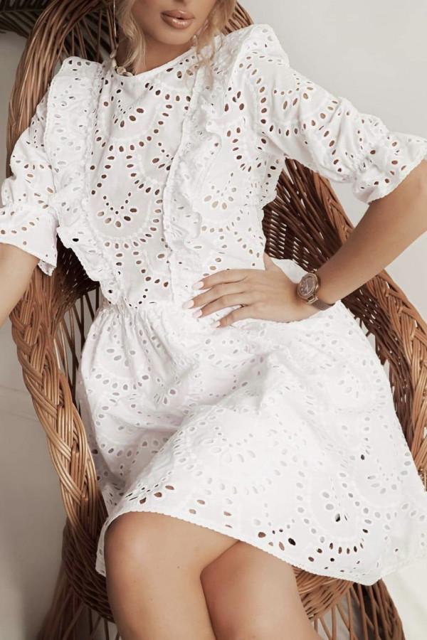 Sukienka SUMMER White 1