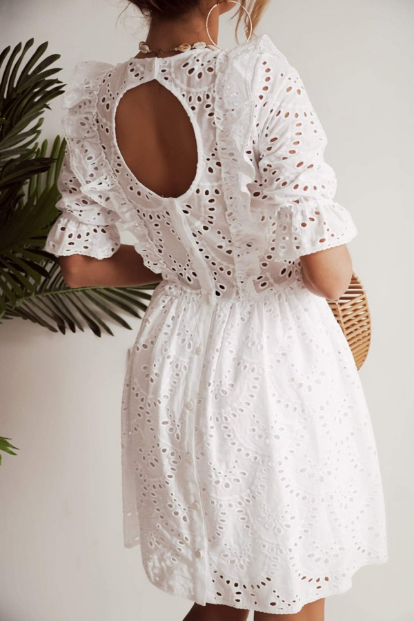 Sukienka SUMMER White 2