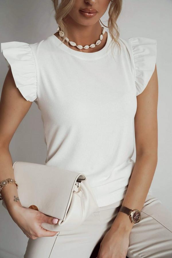Bluzeczka LIZZY White 1