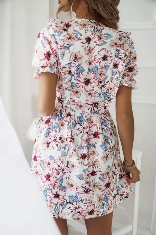 Sukienka ELORA Flowers 1