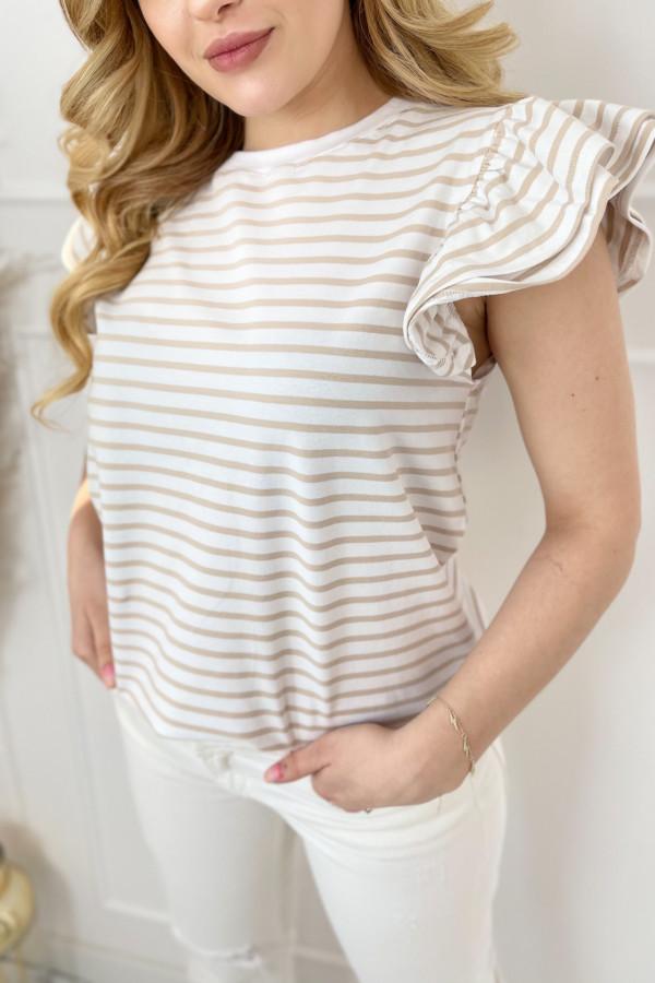 Bluzeczka ALICE Beige