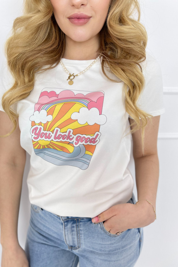 Tshirt LUIS Rainbow