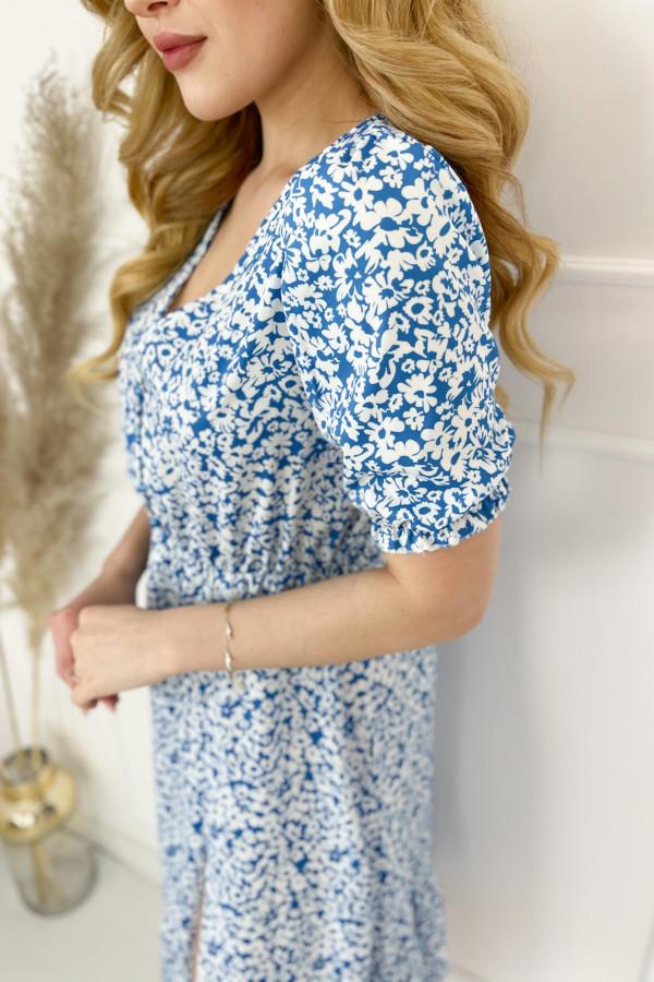 Sukienka EMMA Ocean Blue 2